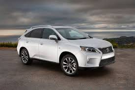 2014 lexus rx 350 vancouver canada u0027s most stolen cars and trucks in 2015 autotrader ca