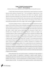 film analysis english communications 12 sace english