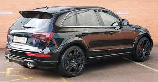 Audi Q5 Body Kit - audi q5 tdi quattro u0027kahn edition u0027 s tronic now sold ms