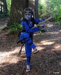Halloween Avatar Costume Avatar Ninja Halloween Costume