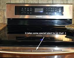 when your oven is way beyond self cleaning