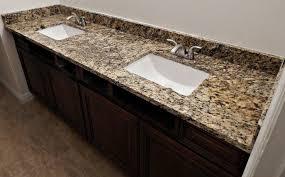 Prefab Granite Vanity Tops Bathrooms Design Granite Kitchen Black Countertops Bathroom