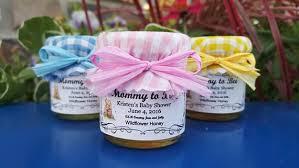 winnie the pooh baby shower favors winnie the pooh honey pot baby shower favors 25 1 5oz jars w