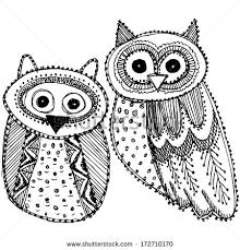owl sketch stock images royalty free images u0026 vectors shutterstock