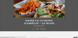 meilleurs blogs cuisine dans la cuisine d amélie le