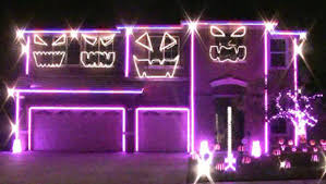 another light show set to the nightmare before