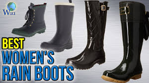 best women s motorcycle riding boots 10 best women u0027s rain boots 2017 youtube