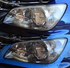 2003 lexus is300 headlights toyota lexus headlight restoration