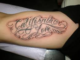 california love tattoo on arm in 2017 real photo pictures