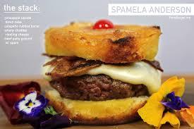 the spamela anderson burger pornburger