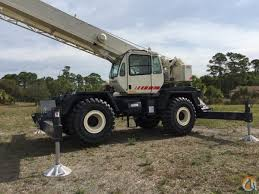 terex rt335 1 35 ton rt florida crane for sale in fort pierce
