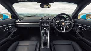 porsche inside view porsche 718 cayman s review 2016 by car magazine