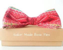bandana bow bandana bow tie etsy