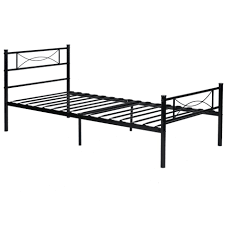 bed frames metal twin bed frame ikea antique wrought iron bed