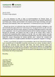 15 sample grad recommendation letter loan application form