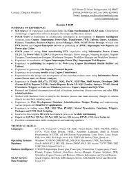 Ssis Developer Resume Sample by Qlikview Developer Resume Free Resume Example And Writing Download