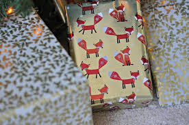 christmas wrapping paper target home tour living room decor and the dog