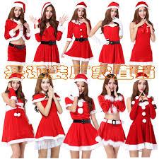 2015 christmas costumes set christmas dress for girls