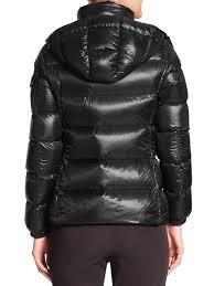 moncler berre jacket in black lyst