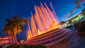 disney parks after dark fountain of nations at epcot disney