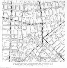 Little Italy New York Map by Random Notes Geographer At Large How The Other Half Lives