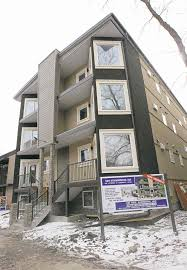 infill lot apartment unit in village firm u0027s latest success winnipeg free press