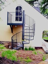 Home Exterior Design Catalog by Stair Inspiring Home Exterior Design Ideas Using Black Iron