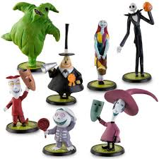 disney tim burton s the nightmare before figure play set