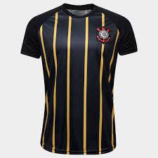 Common Camisa Corinthians Gold - Edição Limitada Masculina - Compre Agora  &MK37