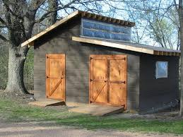 we found the ultimate garden shed lots of storage space great