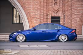 slammed lexus ls460 lexus is slammed to the ground on rotiform custom wheels u2014 carid