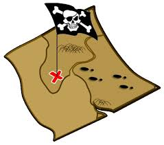 treasure map clipart 28 best treasure map idea images on pirate