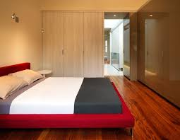 Closet Bed Frame Bed Frame Designs Bedroom Contemporary With Built In Storage