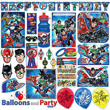 birthday party supplies justice league birthday party supplies ebay
