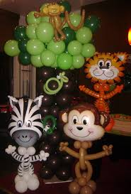take a walk on the wild side with our awesome balloon animals