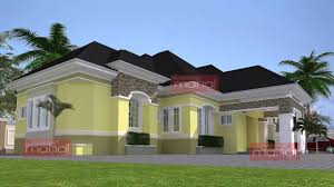 Bungalo House Plans Modern Bungalow House Design In Nigeria Youtube