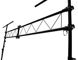 stage lighting mounting bars pro audio dj portable light lighting fixture t bar stands 10ft truss