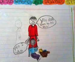 10 kids that have no idea how naughty their drawings are