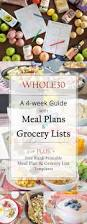 blank printable grocery list template best 25 grocery lists ideas on pinterest grocery shopping lists 2017 whole30 meal plan grocery list 4 individualized weeks
