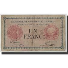 chambre de commerce d annecy annecy 1 franc 1916 b 11668366484 numiscorner