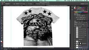 t shirt design erstellen how to design a t shirt in adobe photoshop cs6