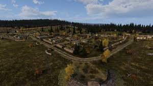 Dayztv Map Dayz 0 61 Re Worked Nwaf Military Camp Is In Dayz Tv