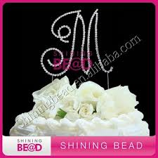 wedding cake toppers letters initial wedding cake toppers letter n cake topper any letter
