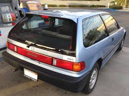 subaru hatchback 1990 1990 honda civic 4 generation hatchback photos specs and news