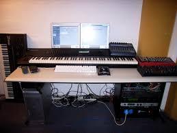 Music Studio Desks by Desk Design Home Music Studio Pinterest Desks And Music Studios