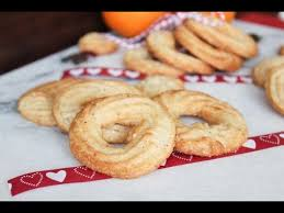 how to make danish butter cookies vaniljekranse christmas cookies