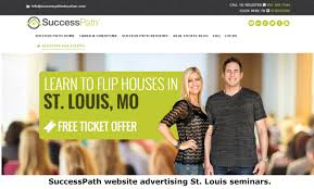 bbb warning on successpath housing seminars