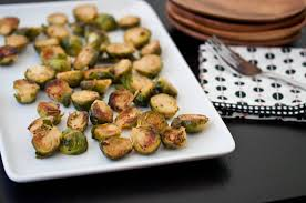 miso butter roasted brussels sprouts my favorite thanksgiving