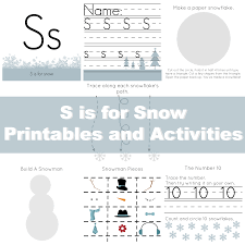 snowman writing paper printable the life of jennifer dawn preschool printables s is for snow preschool printables s is for snow