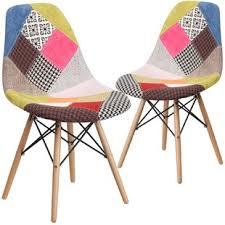 patchwork chair wayfair